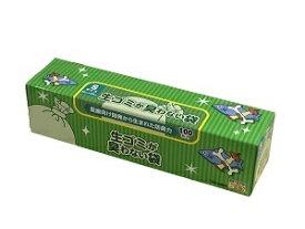クリロン化成 臭わない袋BOS生ゴミ用 箱型S100枚入