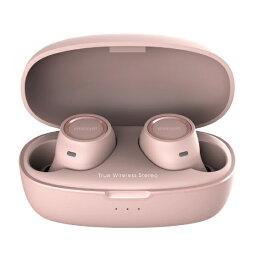 マクセル Maxell フルワイヤレスイヤホン MXH-BTW500PK ピンク [ワイヤレス(左右分離) /Bluetooth]【rb_cpn】