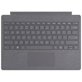 マイクロソフト Microsoft 【純正】 Surface Pro用 タイプカバー プラチナ FFP-00159