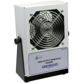 DESCO デスコ DESCO ハイアウトプット作業台用イオナイザー 110V 50/60HZ