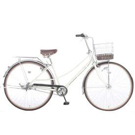 イーストボーイ EASTBOY 27型 自転車 EASTBOY DELUXE(ホワイト/内装3段変速) 20EB273DX【2020年モデル】 【代金引換配送不可】