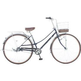 イーストボーイ EASTBOY 27型 自転車 EASTBOY DELUXE(ネイビー/内装3段変速) 20EB273DX【2020年モデル】【組立商品につき返品不可】 【代金引換配送不可】