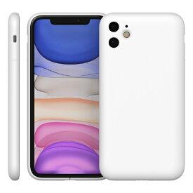アンドデザイン &design MYNUS iPhone 11 CASEマットホワイト