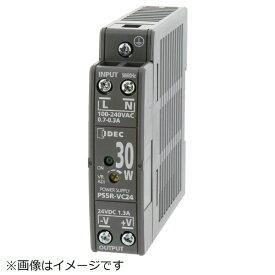 IDEC アイデック IDEC PS5R−V形スイッチングパワーサプライ(薄形DINレール取付電源)