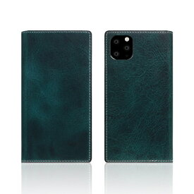 ROA ロア iPhone11 Pro Badalassi Wax case グリーン