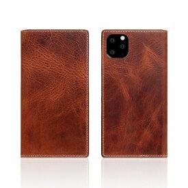 ROA ロア iPhone11 Pro Badalassi Wax case ブラウン