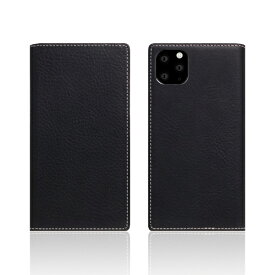 ROA ロア iPhone11 Pro Minerva Box Leather Case ブラック