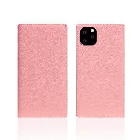 ROA ロア iPhone11 Pro Full Grain Leather Case Light Rose