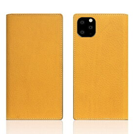 ROA ロア iPhone11 ProMax Minerva Box Leather Case tan
