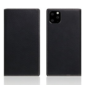 ROA ロア iPhone11 ProMax Minerva Box Leather Case ブラック