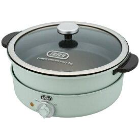 ラドンナ LADONNA K-HP2-PA 電気グリル鍋 TOFFY