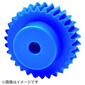 協育歯車工業 KYOUIKU GEAR KG フードコンタクト 青POM ギヤシリーズ ウォームホイール  G1BP20−R1 G1BP20-R1