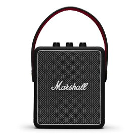 Marshall マーシャル ブルートゥーススピーカー STOCKWELL II BLACK [Bluetooth対応 /防滴]
