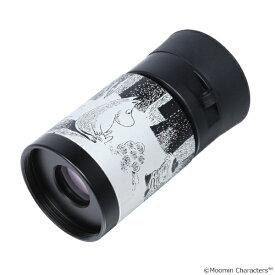 ビクセン Vixen 単眼鏡 MOOMIN 単眼刀 H4x12BK