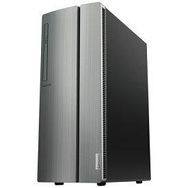 レノボジャパン Lenovo 90LU0046JP デスクトップパソコン IdeaCentre 510 [モニター無し /HDD:1TB /Optane:16GB /メモリ:8GB /2019年2月モデル]