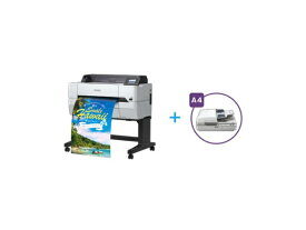 エプソン EPSON 大判インクジェットプリンター 4色機 ポスター/POP/CAD SureColor SC-T34MS2 [A1サイズ]