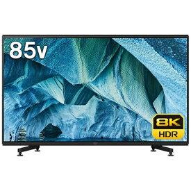 ソニー SONY 液晶テレビ BRAVIA(ブラビア) KJ-85Z9H [85V型 /8K対応 /BS 8Kチューナー内蔵 /YouTube対応 /Bluetooth対応][テレビ 85型 85インチ]