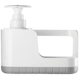 グッチーニ GUZZINI ソープポンプ&シンクホルダー/ドレイナー Tidy&Clean グレー 290401-33