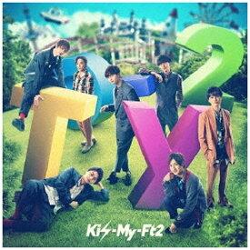 エイベックス・エンタテインメント Avex Entertainment Kis-My-Ft2/ To-y2 通常盤【CD】