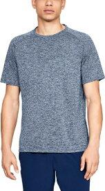アンダーアーマー UNDER ARMOUR XXLサイズ メンズ トレーニング Tシャツ UAテック 2.0(アカデミー×スチール) 1358553