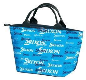 ダンロップ スリクソン DUNLOP SRIXON 保冷ミニトートバッグ SRIXON スリクソン(ブルー/L22×H19×D13cm)GGF-20446