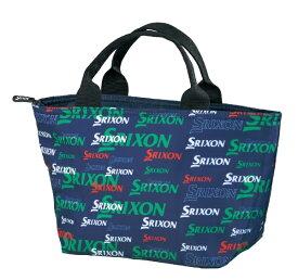 ダンロップ スリクソン DUNLOP SRIXON 保冷ミニトートバッグ SRIXON スリクソン(ネイビー/L22×H19×D13cm)GGF-20446