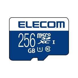 エレコム ELECOM microSDXCカード MF-MSU11R_XCシリーズ MF-MS256GU11R [256GB /Class10]