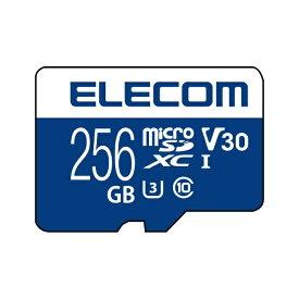 エレコム ELECOM microSDXCカード MF-MSU13V3R_XCシリーズ MF-MS256GU13V3R [256GB /Class10]
