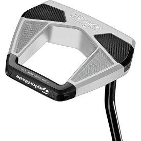 テーラーメイドゴルフ Taylor Made Golf パター スパイダー S チョークホワイト スーパーストローク シングルベントネック 34インチ