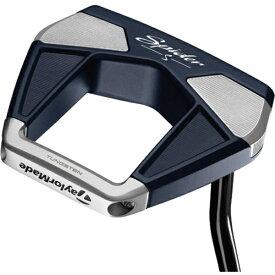 テーラーメイドゴルフ Taylor Made Golf パター スパイダー S ネイビー スーパーストローク シングルベントネック 33インチ