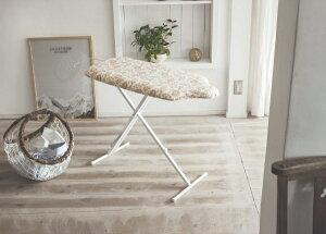 山崎実業 Yamazaki 3958 北欧風暮らしの定番 スタンド式人体型アイロン台(Nordic Style Ironing Board Stand Type Human Body) アイボリー