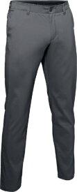 アンダーアーマー UNDER ARMOUR 30/34サイズ メンズ ゴルフパンツ UAショーダウン テーパーパンツ(ピッチグレー×ピッチグレー) 1309546