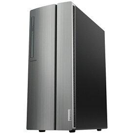 レノボジャパン Lenovo 90LU0045JP デスクトップパソコン IdeaCentre 510 [モニター無し /HDD:1TB /Optane:16GB /メモリ:8GB /2020年2月モデル]