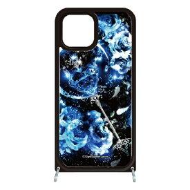 藤家 Fujiya iPhone11Pro VESTI 着せ替え用セット(ガラスハイブリッドカバー+TPUケース) 幻想デザイン  P. サファイアスティック VESTI P.サファイアスティック vesgp7413-p-ip11pro