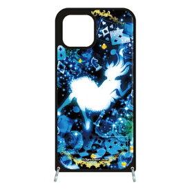 藤家 Fujiya iPhone11 VESTI 着せ替え用セット(PCハードカバー+TPUケース) 幻想デザイン  W .クリスタルブルーアリス VESTI W .クリスタルブルーアリス vespc5313-w-ip11