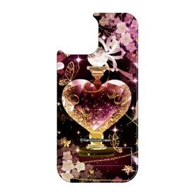 藤家 Fujiya iPhone11 VESTI 着せ替え用背面カバー(PCハード) 幻想デザイン  T. ピンクボトル VESTI T.ピンクボトル vepc5318-t-ip11