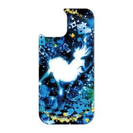 藤家 Fujiya iPhone11 VESTI 着せ替え用背面カバー(PCハード) 幻想デザイン  W .クリスタルブルーアリス VESTI W .クリスタルブルーアリス vepc5318-w-ip11