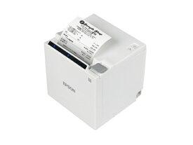 エプソン EPSON レシートプリンター (Bluetooth/USB/有線/無線LAN※オプション) ホワイト TM302H611W