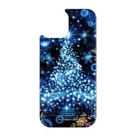 藤家 Fujiya iPhone11 VESTI 着せ替え用背面カバー(PCハード) 幻想デザイン  S. ブルーツリー VESTI S.ブルーツリー vepc5318-s-ip11