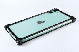 GILD design ギルドデザイン GILD DESIGN ソリッドバンパー for iPhone11 ブラック