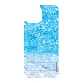 藤家 Fujiya iPhone11 VESTI 着せ替え用背面カバー(PCハード) C.フローズンブルー VESTI