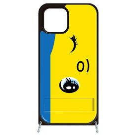 藤家 Fujiya iPhone11 VESTI 着せ替えセット(PCハードカバー+TPUケース) どうぶつのりフエキくん  D.青 VESTI vespc5309-d-ip11