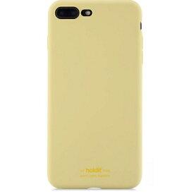 HOLDIT ホールディット iPhone8+/7+用 ソフトタッチシリコーンケース HOLDIT Yellow 14057