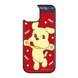藤家 Fujiya iPhone11Pro VESTI 着せ替え用背面カバー(ガラスハイブリッド) 不二家  B. ミルキードッグ VESTI vegp7426-b-ip11pro