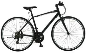 アサヒサイクル Asahi Cycle 700×28C型 クロスバイク アーベルジュ700(ツヤケシブラック/外装21段変速) SAK700【2020年モデル】【組立商品につき返品不可】 【代金引換配送不可】
