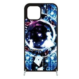 藤家 Fujiya iPhone11 VESTI 着せ替え用セット(PCハードカバー+TPUケース) 幻想デザイン  F. 幻想アリスブルー VESTI F.幻想アリスブルー vespc5313-f-ip11
