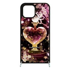 藤家 Fujiya iPhone11 VESTI 着せ替え用セット(PCハードカバー+TPUケース) 幻想デザイン  T. ピンクボトル VESTI T.ピンクボトル vespc5313-t-ip11