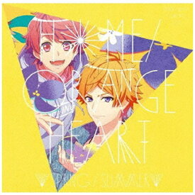 ポニーキャニオン PONY CANYON 春組/夏組/ TVアニメ『A3!』SEASON SPRING&SUMMERエンディング曲:Home/オレンジ・ハート【CD】