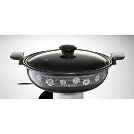 高木金属工業 HA-H27 ホーロー味わい鍋 平安 27cm