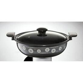 高木金属工業 HA-D24 ホーロー味わい鍋 安土 24cm
